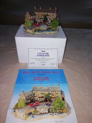 Last Of The Summer Wine Collection. There May Be Trouble Ahead By Jane Hart