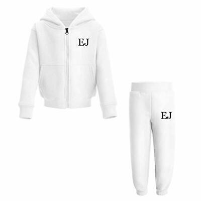 Personalised Name Tracksuit Children's Tracksuit Sets Personalised Girl