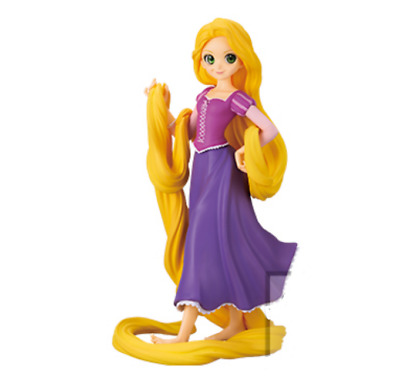 Banpresto Disney Figuren Crystalux Rapunzel Figur 16cm Anime Japan Disney