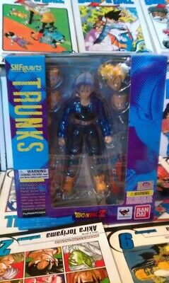 Bandai shf S.H. Figuarts dragonball Trunks first edition. Limited Esclusive.