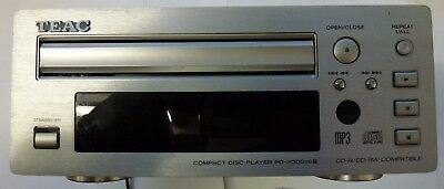 Teac PD-H300mkIIM CD Player From Teac Reference Series spares or repairs