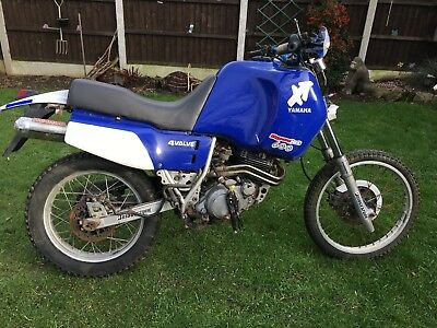 Yamaha Xt600 Tenere 3Aj 1988 Project Bike Spares Or Repairs Needs Lots Of Work!!