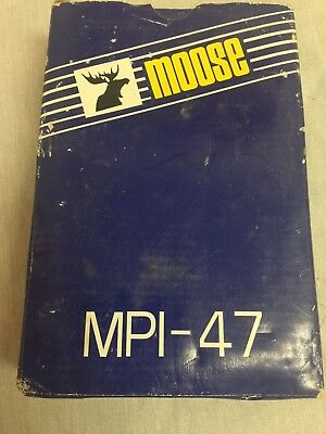 Opened Box, But NEW Moose MPI-47 High Performance Siren
