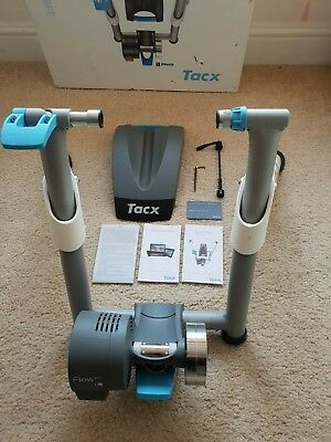 Tacx Flow Smart T2240 Cycling Turbo Trainer - Bluetooth - Boxed - Zwift