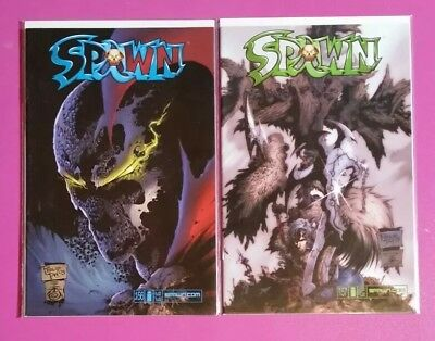 💥 *Lot of 2 comics* SPAWN  #156 #157 2006 1st Prints *Great Condition