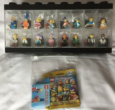 LEGO 71009 The Simpsons Series 2 Minifigures Complete Collection