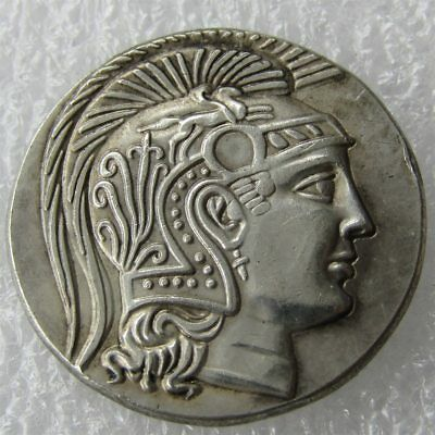 Ancient Greek King Alexander the Great Silver Tetradrachm  336-323 BC