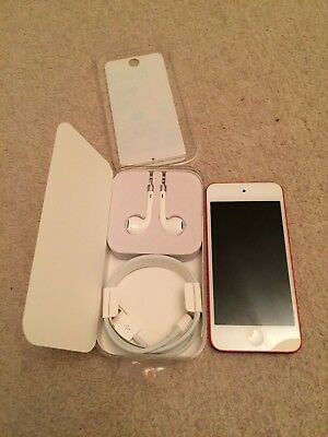 Apple iPod touch 6th Generation Red (64GB)