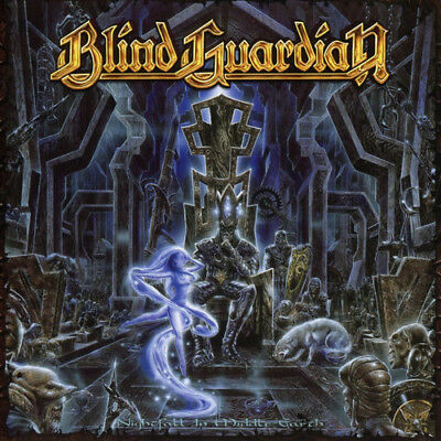 Nightfall In Middle Earth (Remix & Remastered) - Blind Guardian (2019, CD NEU)