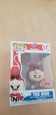 Funko Pop! Ad Icons Domino's The Noid #17 - Target Exclusive