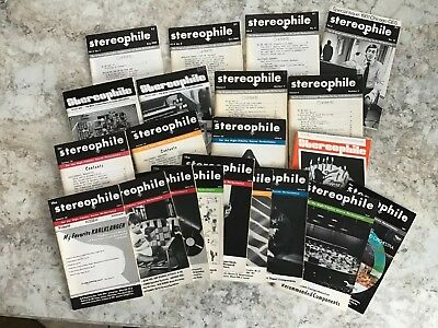 Stereophile Vintage Audio Equiptment Review Magazine