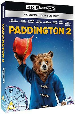 Paddington 2 (4K Ultra HD + Blu-ray) [UHD]  Brendan Gleeson 5055201839824