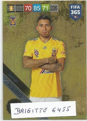 :Panini Adrenalyn XL fifa 365 2019 Limited Edition Javier Aquino Made in Brasil.