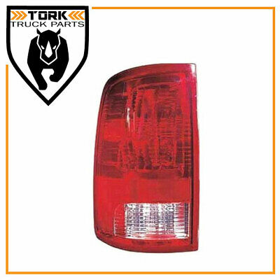 2009 2010 2011 2012 2013 2014 2015 2016 2017 2018 Dodge Ram Tail light Driver