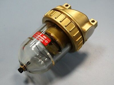 """HERION F18 41507-06 compressed air filter, autodrain, 1"""""""