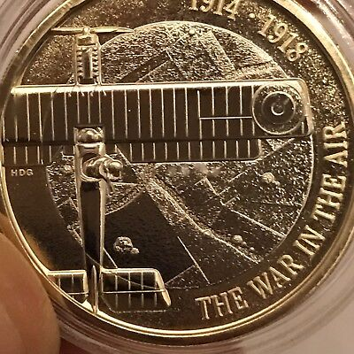 2017 UK Royal Mint AVIATION £2 Two Pound Brilliant UNCIRCULATED Coin From RM Set