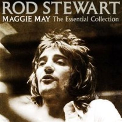 ROD STEWART / STUART - Maggie May - The Very Best Of - Greatest Hits 2 CD NEW