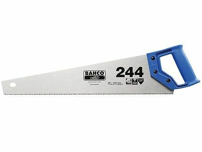 Bahco 22-Inch 550mm 244 Hardpoint 7tpi Universal Wood Timber Cutting Hand Saw