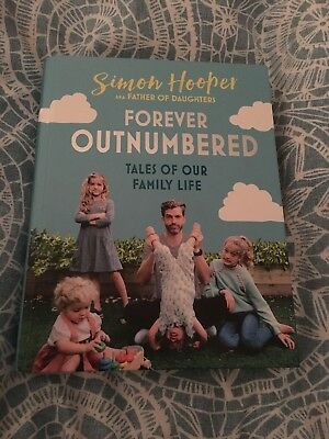 Forever Outnumbered By Simon Hooper Aka Father Of Daughters