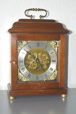 COMITTI of LONDON (Franz Hermle) Vintage mantle clock.Westminster chimes.Running