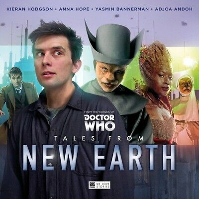 Doctor Who Tales From New Earth. Audio CDs.