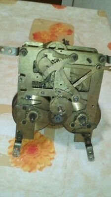 Movement for Vintage 1950s British Mantel Clock