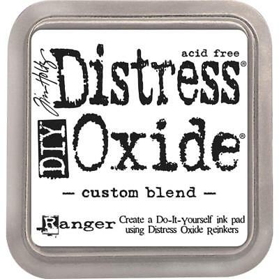 Ranger - Tim Holtz Distress Oxide - CUSTOM BLEND - DIY Ink Pad