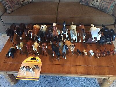 Bryer Horse Collectible Lot (29 Piece Lot!)