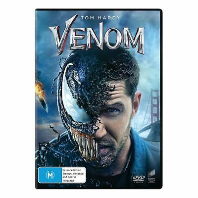 NEW Venom - DVD