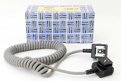 [Top Mint in Box] Nikon TTL Remote Cord SC-17 For SB-15 16B From Japan #514