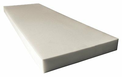 1 2 X 24 X 72 High Density Foam Cushion Replacement Upholstery Sold Per Sheet