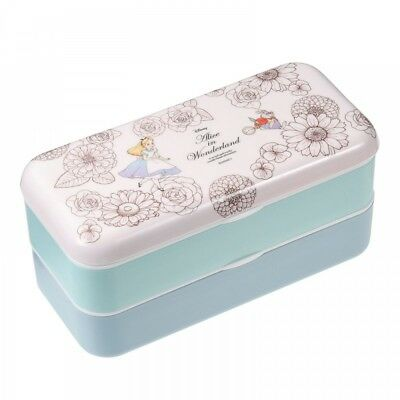 Disney Store Japan Lunch box Alice in Wonderland Plants from Japan F/S