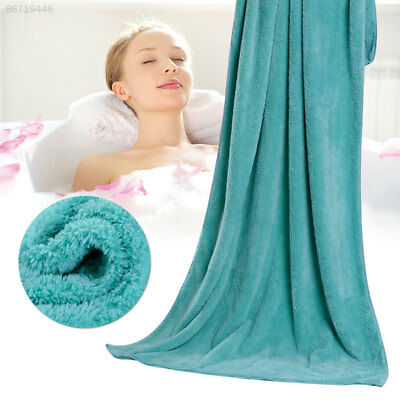 CA01 Polyester Fiber Washcloth Absorbent Cotton Towel Shower 4 Colors