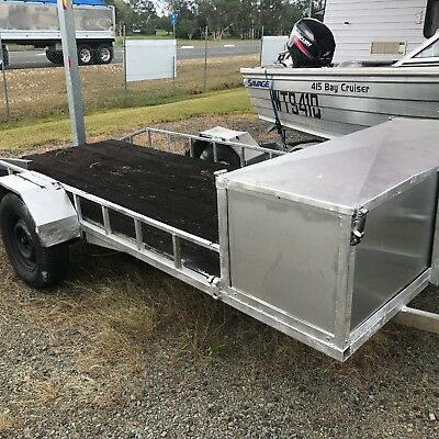 Trailer -  SuitableTransport Motorbike, Quad, Golf Buggy