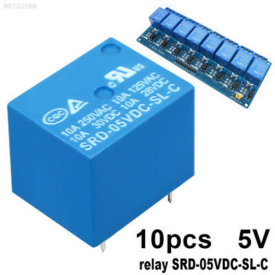 AF73 Start Relay 10pcs Replacement Accessories Normally Open Relay