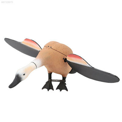 D27B PE Hunting Duck Decoy Motor-Driven Realistic Crops From Outdoors Decor