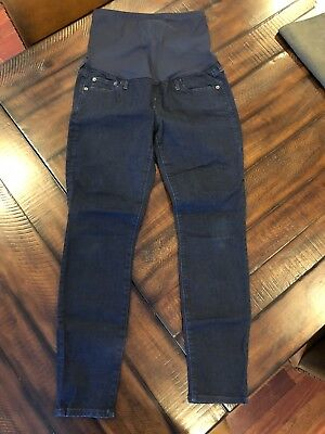 Gap Maternity True Skinny Jeans With Full Panel Size 6S