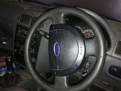Ford Transit Connect Lwb High Roof Steering Wheel And Airbag