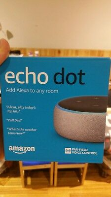 Amazon Echo Dot (3rd Generation) Smart Assistant