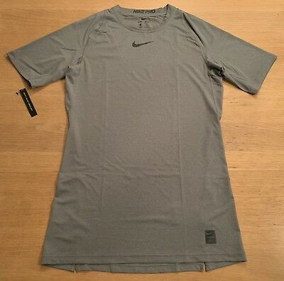 ddffa9e625e NIKE PRO CORE Short Sleeve T Shirt Mens Navy Light Weight Size UK ...