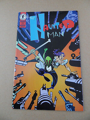 The Haunted Man 1 of 3 . Daark Horse . 2000 . FN / VF