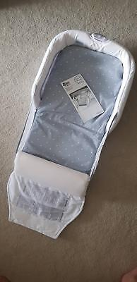 New but unboxed First Years Close and Secure Sleeper Infant Porta