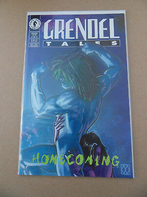 Grendel Tales : Homecoming  2 of 3 . Mature Readers . Dark Horse .1995 . VF / NM