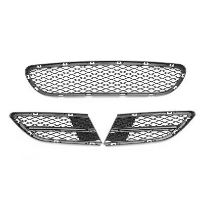 Genuine BMW 3 Series E90 E91 Front Bumper Center Grille Grill OEM 51112147206