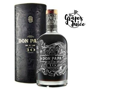 Rhum 10 Years Old - Don Papa Rum Delle Filippine
