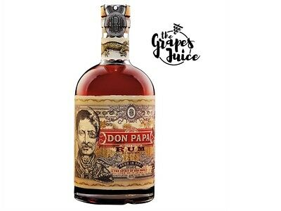 Rhum Small Batch - Don Papa Rum Delle Filippine