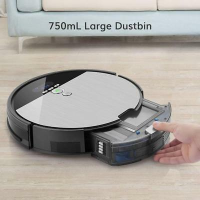 ILIFE cleaning robot V8s LCD Aspirateur robotique LCD 750ML Multi-task schedule