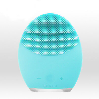 Foreo Luna 2 Oily Skin Sonic Anti-aging Face Brush | Mint | No Box