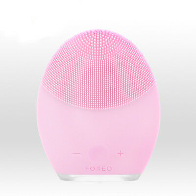 Foreo Luna 2 Normal Skin Sonic Anti-aging Face Brush | Pearl Pink | No Box