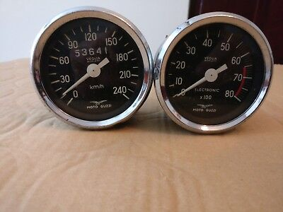 Moto Guzzi V7 Sport, V7 Special 750 Speedometer  tachometer working condition
